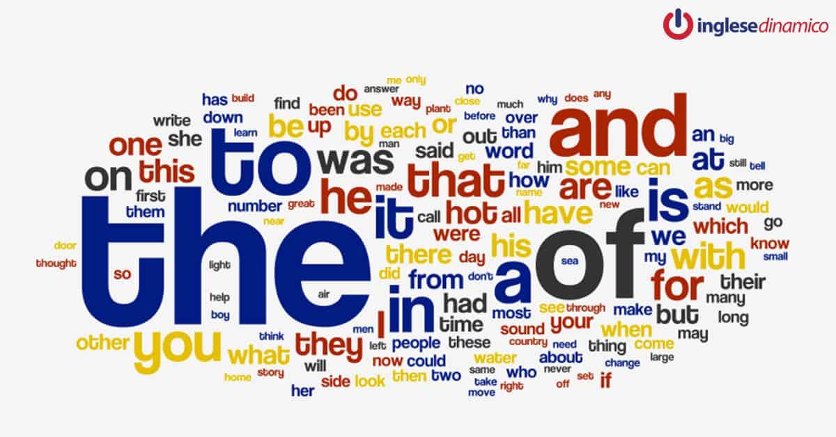 Le parole più frequenti, più pronunciate e utilizzate in